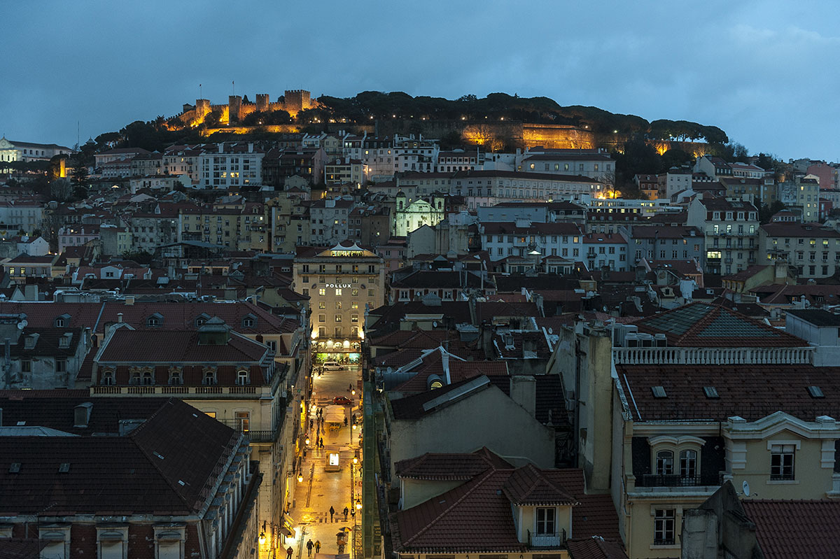 Lissabon by night - Kreling Fotografie Arnhem
